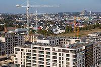 Wachstum,Logement,Habitation,Wohnungsbau.Foto:Gerry Huberty