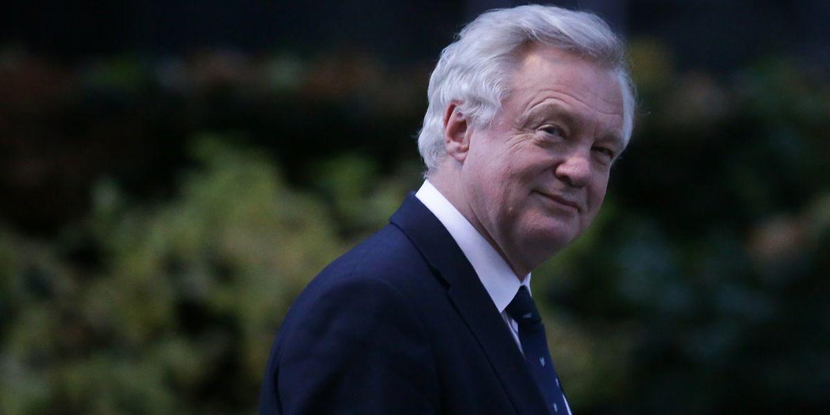 Brexit-Minister Davis Davis aht zwei Wochen Zeit, Zugeständnisse zu machen.