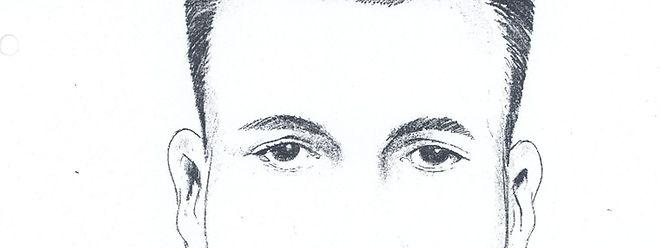 Dieses Phantombild wurde anhand der Aussagen von Armand Giwer erstellt.