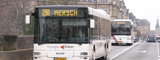 Les lignes de bus nationales et entre le Luxembourg et la Grande Région vont encore être améliorées.