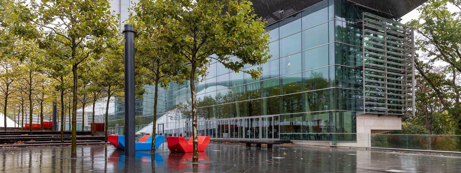 La mission du Luxembourg Convention Bureau est de promouvoir les structures événementielles du Luxembourg à l'international, comme le European Convention Center.