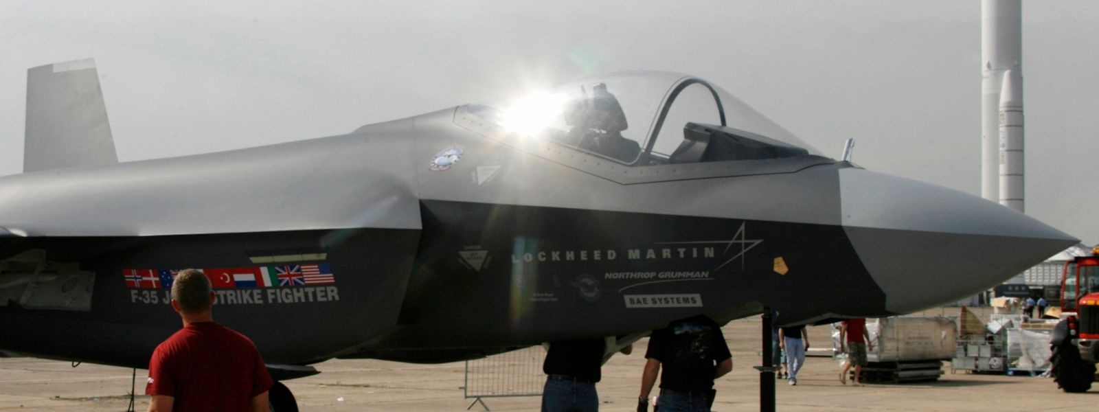 La Belgique a commandé des F-35 américains dernièrement. Il s'agit d'appareils adaptés au transport de bombes nucléaires.