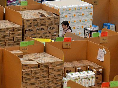 Trotz Brexit schafft Amazon in Großbritannien 5.000 neue Jobs