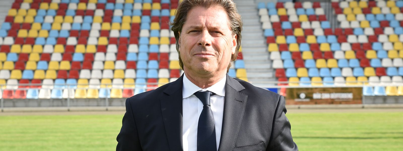 Fabrizio Bei trägt den Club nicht nur auf der Brust, sondern auch im Herzen.