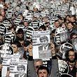 Marsch für Armenier in Istanbul: Das Thema bleibt in der Türkei ein heißes Eisen.