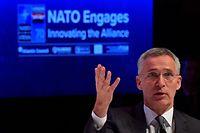 NATO-Generalsekretär Jens Stoltenberg ist mit der Macron'schen Hirntod-Diagnose nicht einverstanden.