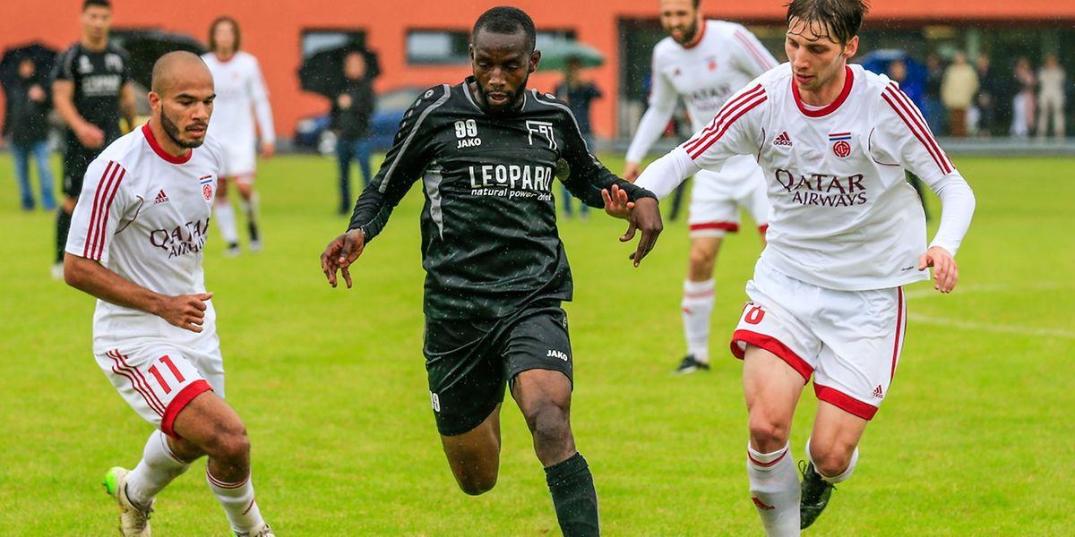 A 28 ans, Momar Ndiaye s'apprête à découvrir la Ligue des champions.