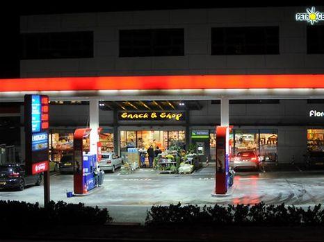 Tankstelle Esso Leudelingen Snack Shop Schmitt Security Prozess