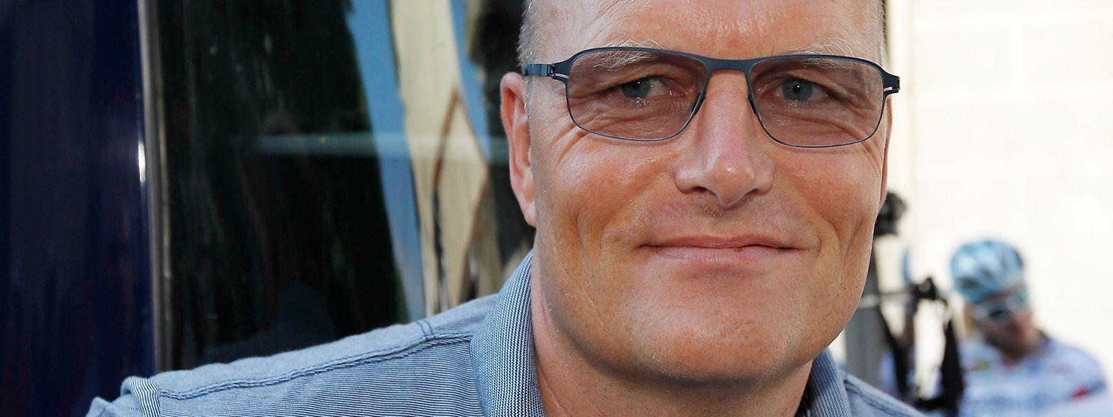 Bjarne Riis kehrte der WorldTour vor fünf Jahren den Rücken.
