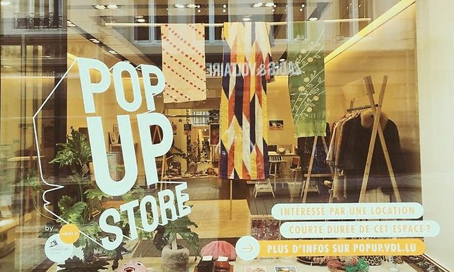 Pop-up shops allow new entrepreneurs to showcase on the high street