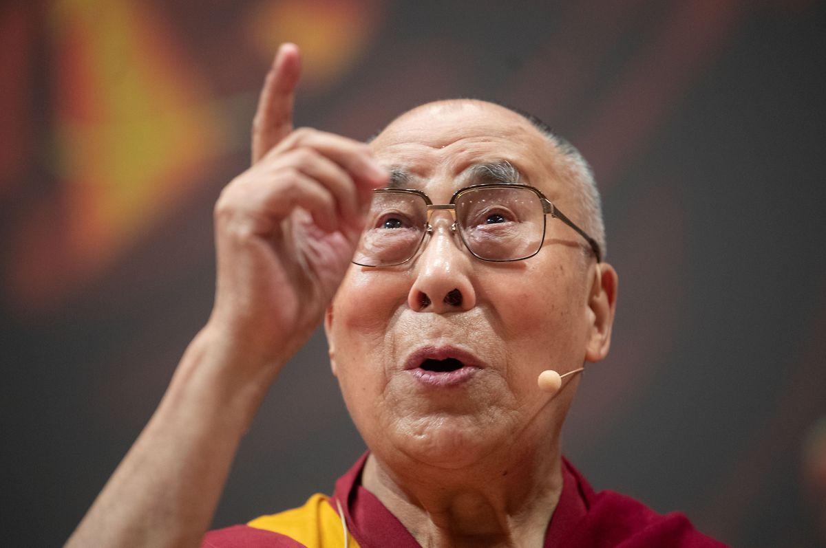 Der Dalai Lama steht morgens um 3 Uhr auf.