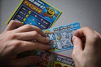 Glücksspiele - Rubbellose  - Loterie Nationale - Photo : Pierre Matgé