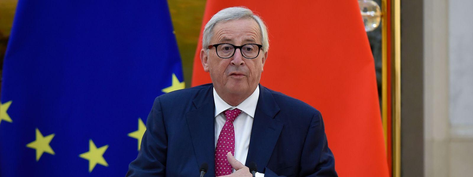 Juncker sieht keinen Grund für einen Rücktritt.