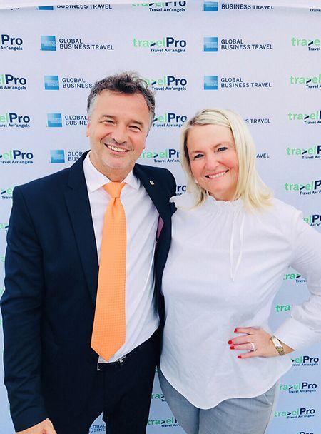 Gianni Pietrangelo (directeur général) et Joëlle Weber (directrice opérationnelle) font un pari audacieux.