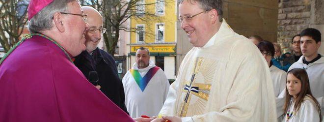 Für ihr theologisches Personal muss die Kirche nach dem Willen der Regierung bald selbst aufkommen.