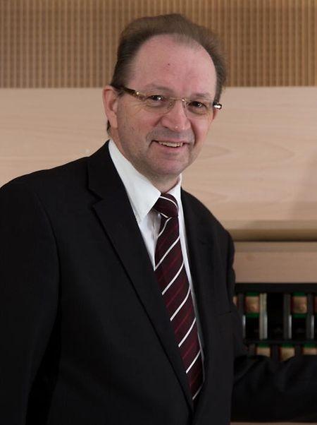 Marc Juncker, Direktor der städtischen Musikschule Echternach