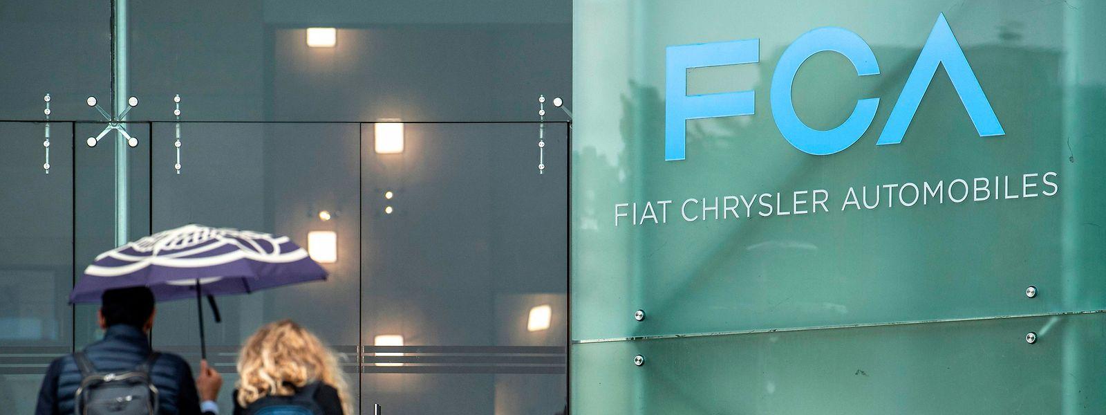 Fiat Chrysler Automobiles (FCA) était née en 2014, après le rachat à 100 % du groupe Chrysler.