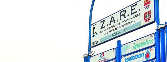 Der Ausbau der Gewerbezone Zare eröffnet neue Perspektiven für Betriebe in Esch.