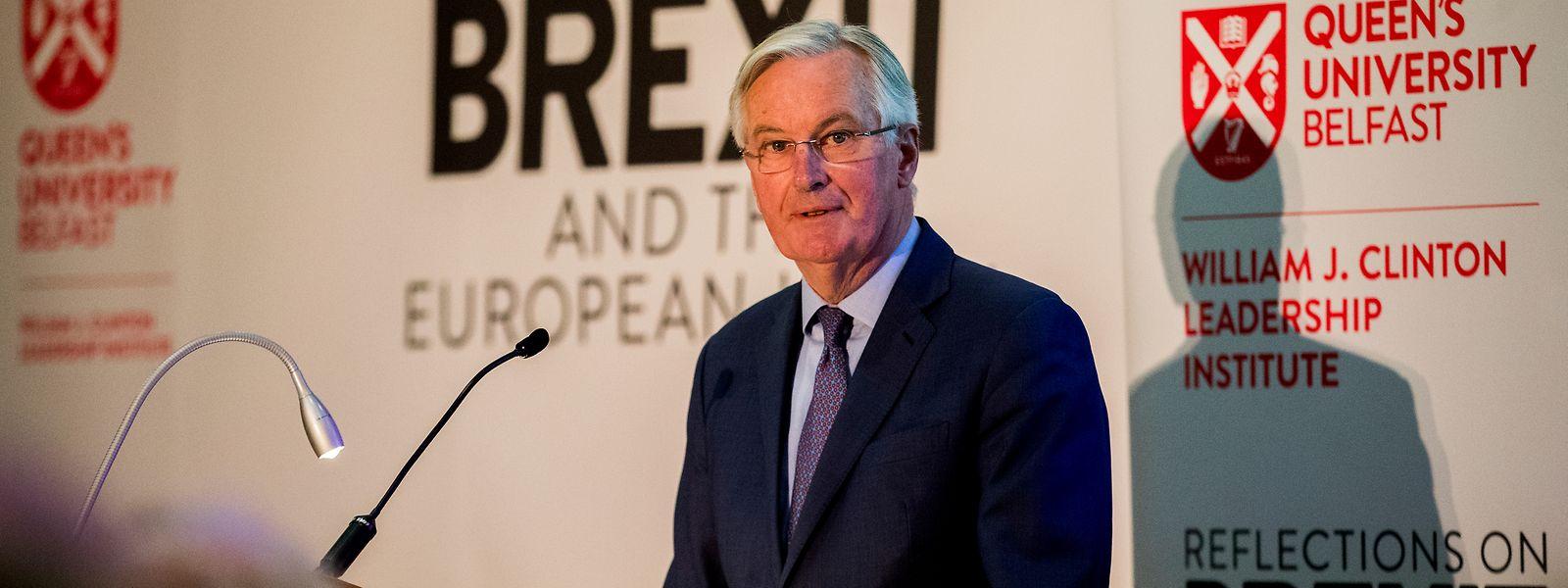 Le Français Michel Barnier va mener les négociations liées au Brexit pour le compte de l'UE. Un travail entamé depuis 2016.