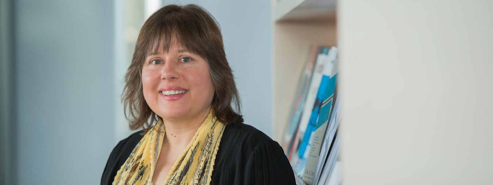 Corinne Lamesch succède à Denise Voss.
