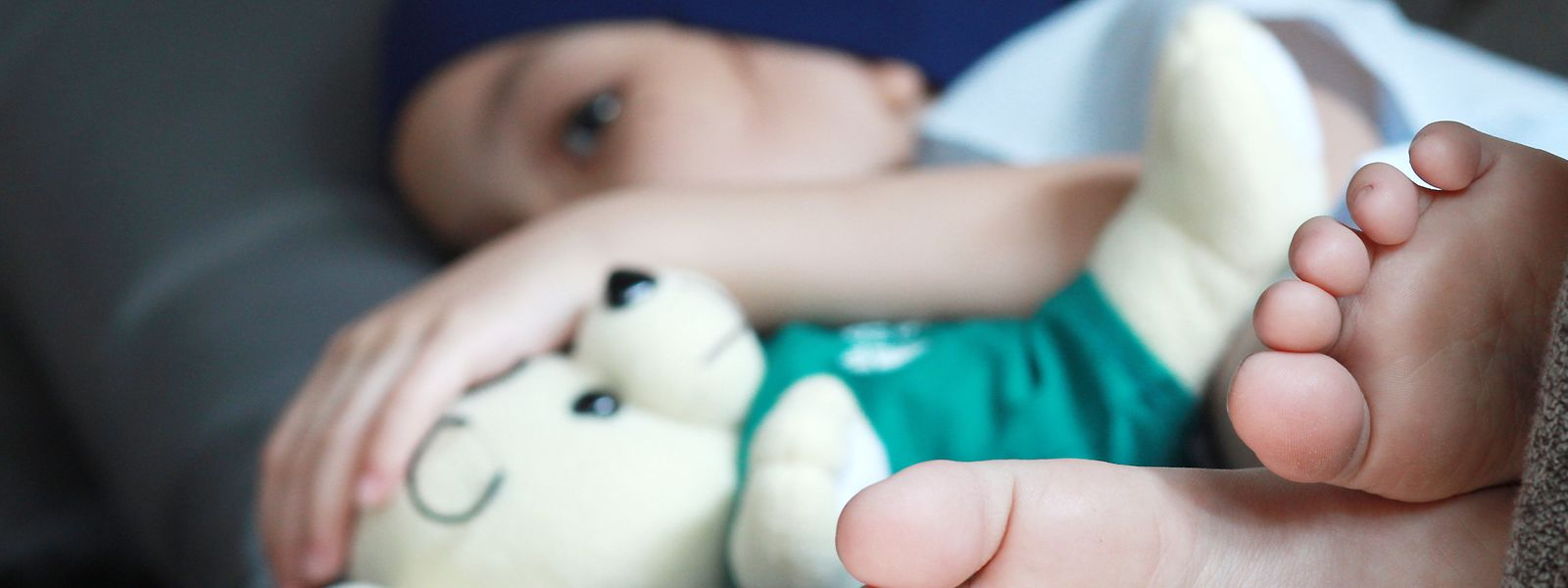 Près d'un tiers des enfants ont reconnu leur crainte de tomber malade ou de voir quelqu'un de leur entourage être infecté par le covid.