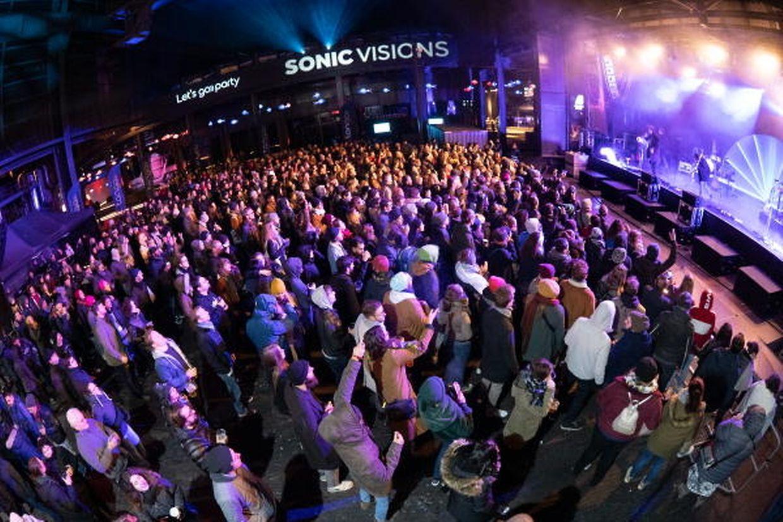 Sonic Visions 2019 - BALTHAZAR - Belval - Rockhal - 17/11/2019 - photo: claude piscitelli