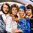 Benny Andersson, Anni-Frid Lyngstad, Agnetha Faltskog und Bjorn Ulvaeus (v.l.).