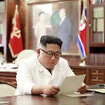 """Kim Jong-un diz ter recebido carta de Trump com um """"conteúdo excelente"""""""