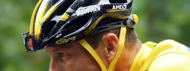 Lance Armstrong wurde lebenslang gesperrt.