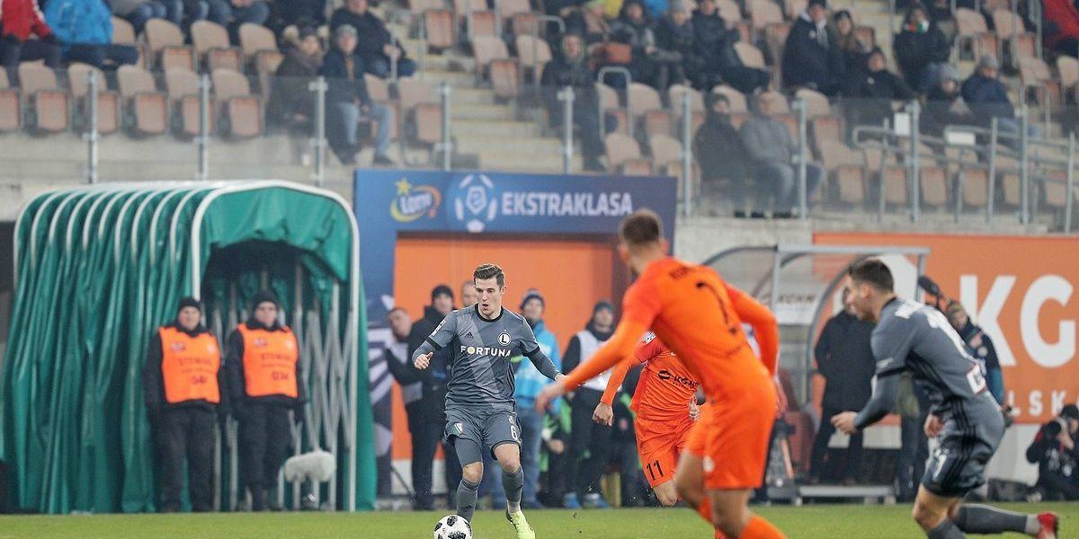 Débuts réussis pour Chris Philipps sous son nouveau maillot du Legia.