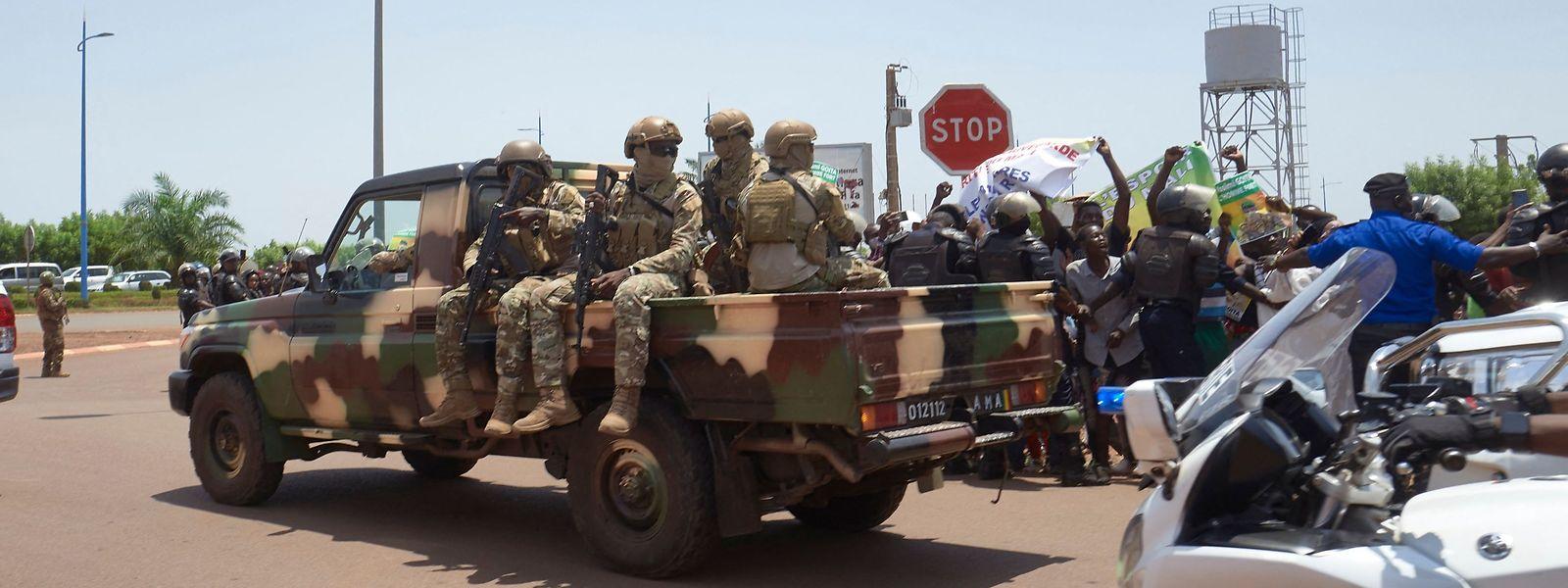 Die Lage in Mali hat sich nach dem Putsch noch nicht beruhigt.