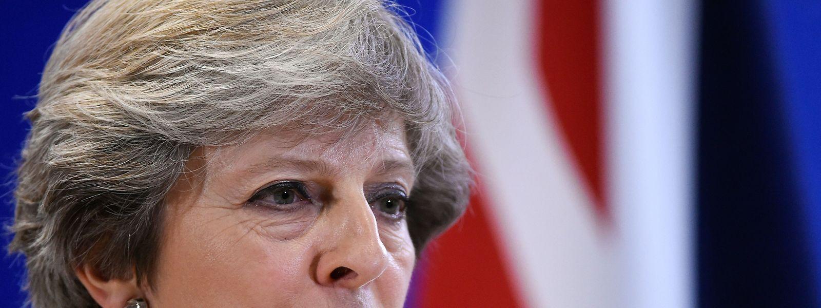 Die knappte Mehrheit der Konservativen im Unterhaus könnte Premierministerin Theresa May zu Kompromissen zwingen.