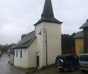 D'Kierch vo Saassel