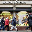 Vor dem Umzug werden Preisnachlässe von bis zu 70 Prozent in der Maison Lessure gewährt.