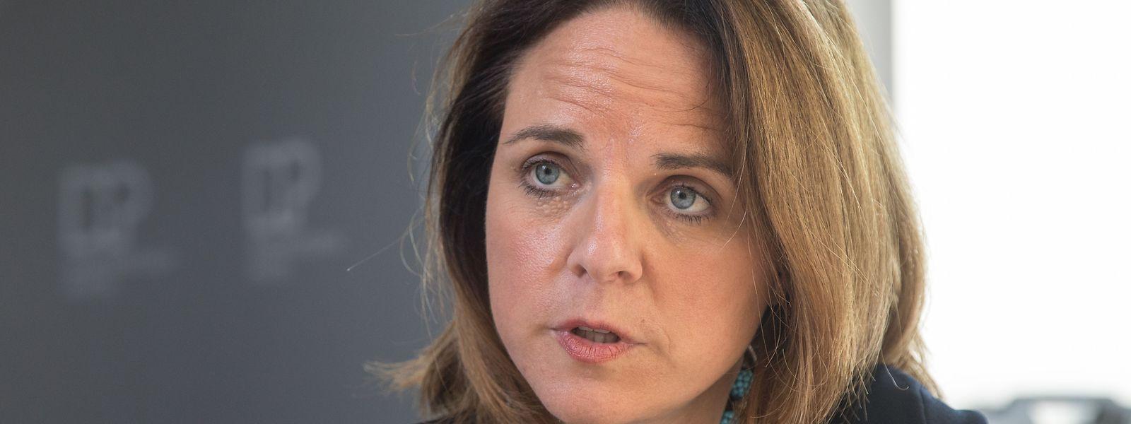 Corinne Cahen renvoie les collectivités frontalières vers leur gouvernement respectif.