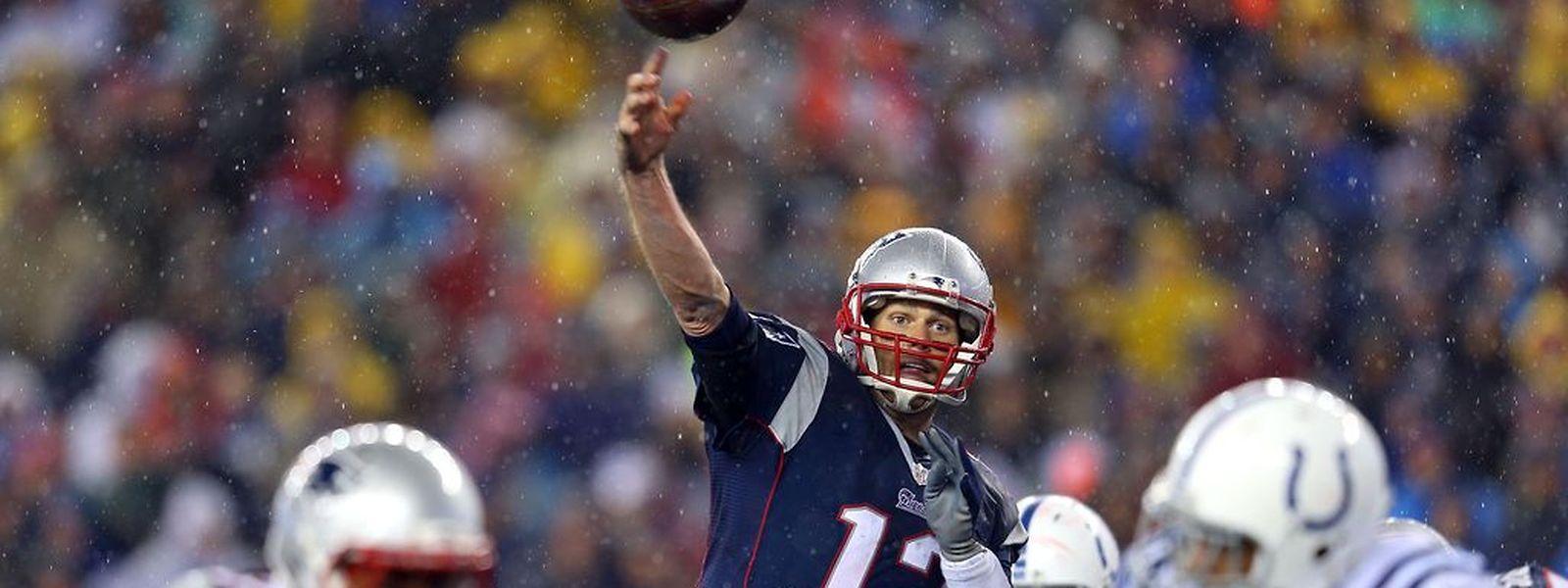 Tom Brady könnte seinen vierten Super-Bowl-Ring gewinnen und damit den Spielmacher-Rekord der Legenden Joe Montana und Terry Bradshaw einstellen.