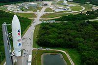 O foguetão Atlas V está previsto enviar o robô Perseverance esta quinta-feira.