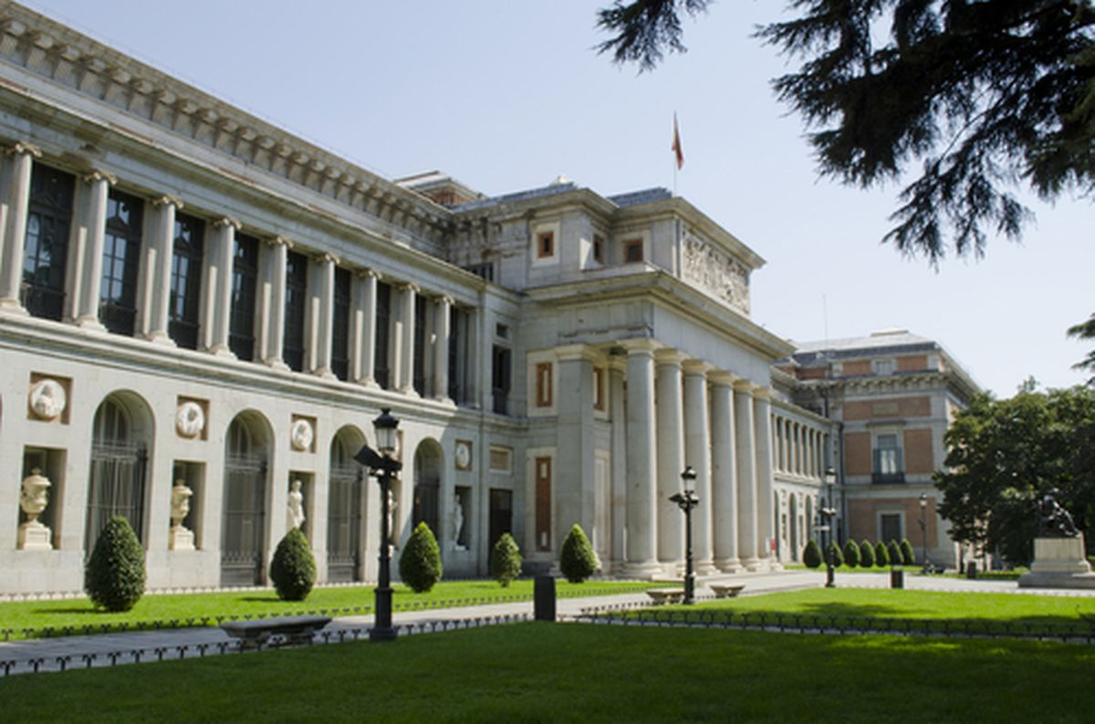 You can be at the Prado Museum in Madrid in a few hours Photo: Shutterstock