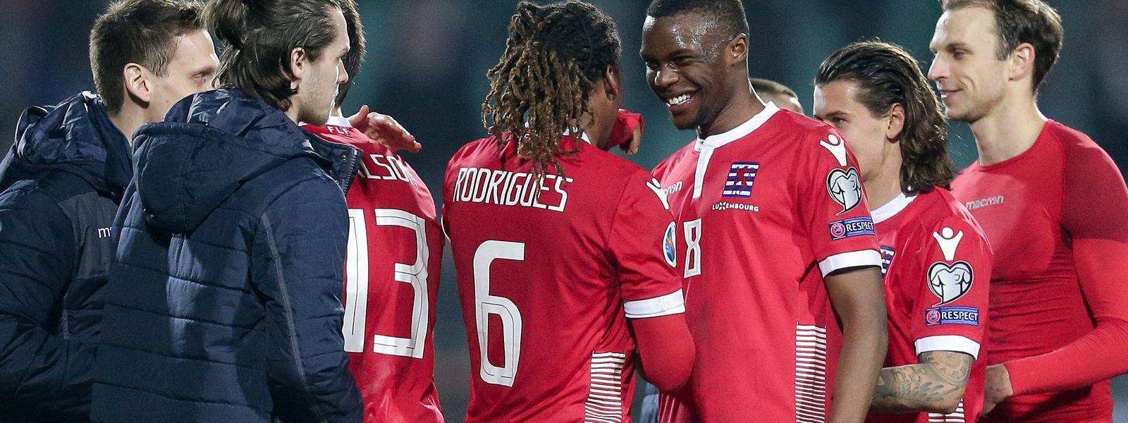 A l'unisson, le Club Luxembourg doit surfer sur la vague du succès initiée vendredi contre la Lituanie