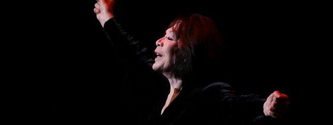 Gréco möchte einen würdevollen Abschied.2007 gastierte sie zum letzten Mal in Luxemburg.