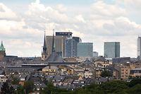 Wi, Classement des banques .Finanzplatz Luxemburg.Foto: Gerry Huberty/Luxemburger Wort