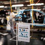 Covid-19. Mercado europeu de automóveis cai 76,3% em abril