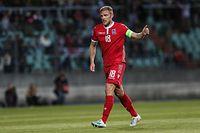 Laurent Jans (Luxemburg - 2) / Fussball, Qualifikation Europameisterschaft 2020, Gruppe B, Spieltag 6 / 10.09.2019 / Luxemburg – Serbien / Stade Josy Barthel / Foto: Yann Hellers