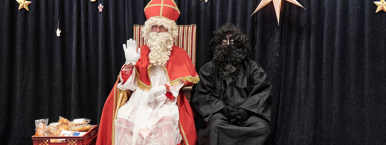 Laut Tradition bringt der Kleeschen die Geschenke in der Nacht zum 6. Dezember.