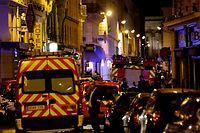 Der Hintergrund des Vorfalls im Stadtzentrum war zunächst unklar.