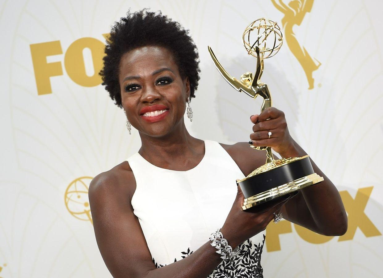 """Viola Davis gewann bei den Frauen den Hauptpreis für ihre Rolle in """"How to Get Away with Murder""""."""