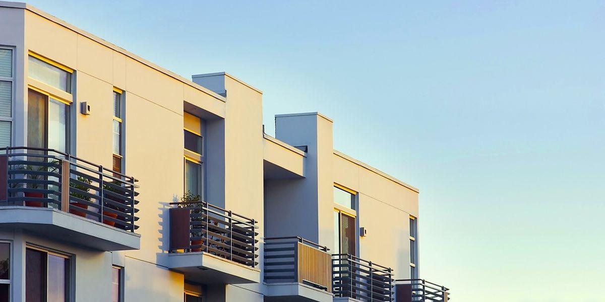 Im Jahresvergleich wurden Neubauwohnungen in allen Größenkategorien deutlich teuer.