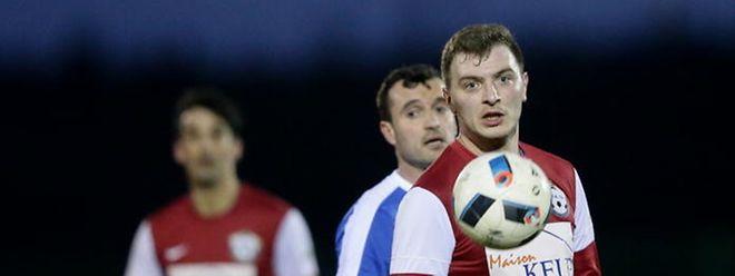 Eldin Nurkovic, ici sous les couleurs de Norden, a signé un contrat d'un an en faveur de Wiltz.