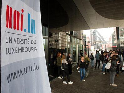 Das erste Jahr des Masters in Luxemburger Studien hatte zur Rentrée lediglich vier Anmeldungen verzeichnet. Der Studiengang wurde fürs Wintersemester 2016/2017 abgesagt.