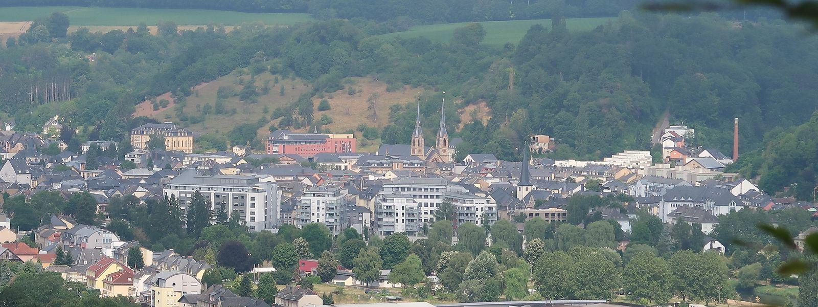 In Diekirch liegen 42 Bauplätze brach.